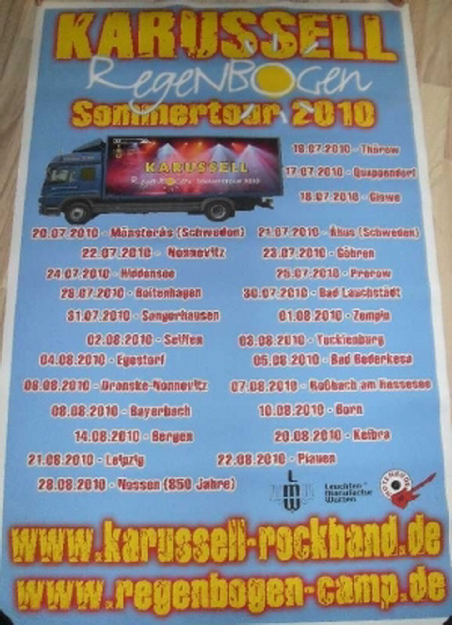 2010_Regenbogen_Sommertour_Stationen
